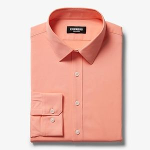 Express Men wrinkle-resistant performance shirt
